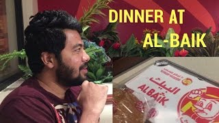 Hello Guys, we had an awesome Roadtrip of 350kms from Riyadh to Al-Qassim to have our Dinner at ALBAIK which is one the popular fast food restaurants in Saudi Arabia.ALBAIK is a major fast food restaurant chain in Saudi Arabia that primarily sells broasted chicken and shrimp with a variety of sauces. It is one of the major consumers of chicken in Saudi Arabia.The chain has more than 40 branches in Jeddah where it is headquartered: eight in Mecca, three in Medina, one in Taif, one in Yanbu, and one in Al Qunfudhah. Recently, Albaik started expanding further into the central region of Saudi Arabia with two branches opened in Buraidah, and further branches planned for the city, in addition to other main cities in the region.[3] This marked the first time the chain has expanded outside of its main service area in Saudi Arabia's western provinces.music credits:Song: Dread Pitt - Pyro [NCS Release] Music provided by NoCopyrightSounds.Video Link: https://youtu.be/Ji6DuevDUCMDownload: http://NCS.lnk.to/PyroSong: Heuse & Zeus x Crona - Pill (feat. Emma Sameth) [NCS Release] Music provided by NoCopyrightSounds: https://youtu.be/CLiXUT3MS34Download: http://ncs.lnk.to/PillArtists: Heuse & Zeus x Crona & Emma Sameth