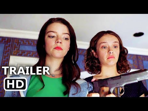 THOROUGHBREDS Official Trailer #2 (2018) Anya Taylor-Joy, Anton Yelchin Thriller Movie HD