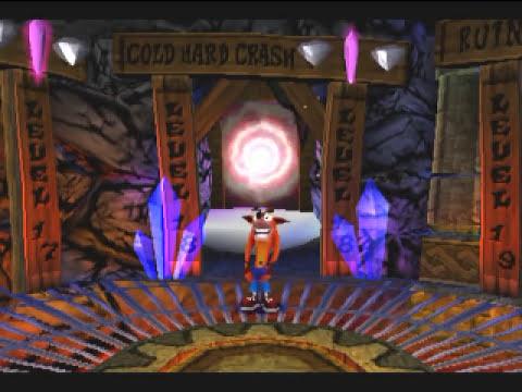 crash bandicoot playstation