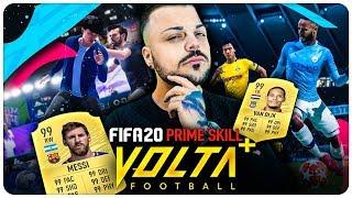 FIFA 20 - PRIMA PARTITA E SKILLS + FIFA VOLTA ! Le mie Impressioni
