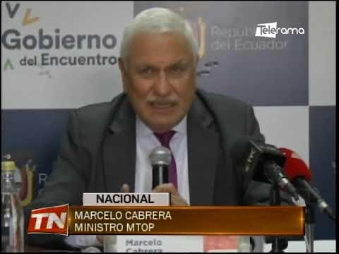 Ministro Cabrera dispuso la revisión de radares en la red vial estatal