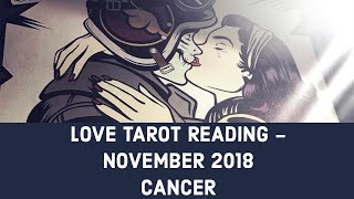 CANCER LOVE TAROT READING: THEY ARE GOING AFTER YOU (NOVEMBER 2018)