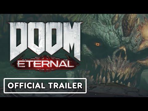 DOOM Eternal - The Ancient Gods, Part One Official Trailer   Gamescom 2020