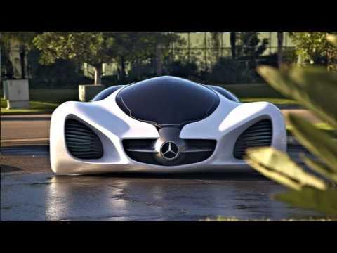 超酷炫未來感跑車?!真的能動嗎?