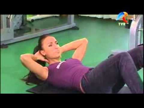 Anca Bucur - matinal TVR1