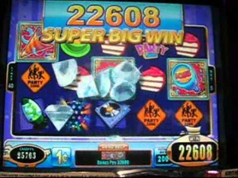 JACKPOT BLOCK PARTY Super Big Win-19 Picks