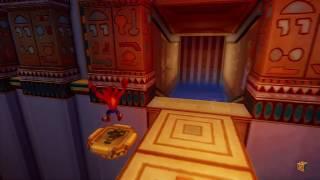 Crash Bandicoot N-Sane Trilogy  - Tomb Wader Level