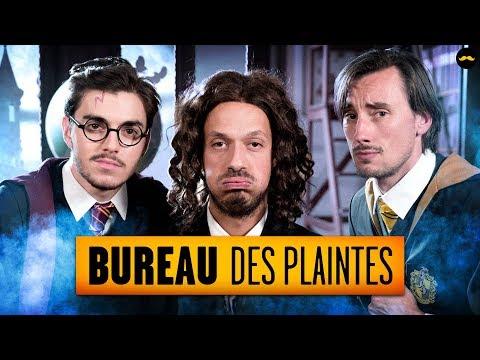Moustache - BUREAU DES PLAINTES - Harry Potter (Lucien Maine)
