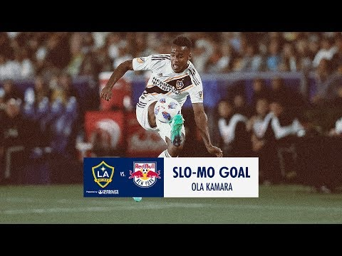 Video: SLO-MO: Ola Kamara scores off a sweet pass from Zlatan