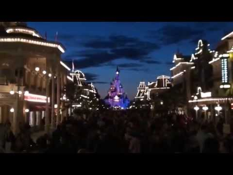 dlrpmagicvideo - By http://www.dlrpmagic.com : Disneyland Paris at that most magical time of day - when night is falling and all around the park the lights switch on; a truly...