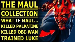Video WHAT IF DARTH MAUL... (The Maul Collection) MP3, 3GP, MP4, WEBM, AVI, FLV Oktober 2017