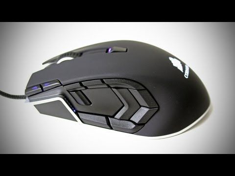 M90 - PRICING & AVAILABILITY Corsair Vengeance M90 - http://amzn.to/O7Whdk This is an unboxing and overview of the Corsair Vengeance M90 gaming mouse. This mouse f...