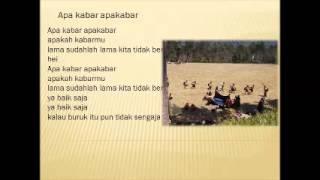 Download lagu Lagu Pramuka Apa Kabar Mp3