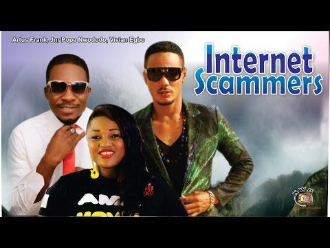 Internet Scammers   - Nigerian Nollywood Movie