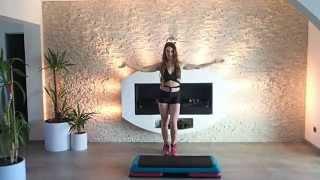 Zumba ® Step with Noemi - ZIN MEGA MIX 45 -  Maldita Primavera (Merengue Plancha) by BIP