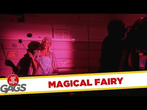Video Magic Fairy Prank - Throwback Thursday download in MP3, 3GP, MP4, WEBM, AVI, FLV January 2017