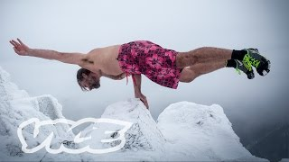 Inside The Superhuman World Of The Iceman