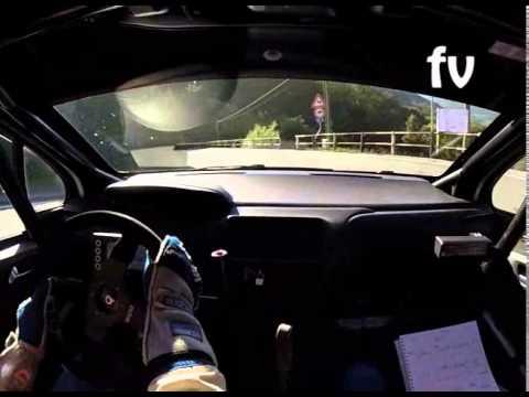 58° rally coppa valtellina 2014 - cameracar farea - farea