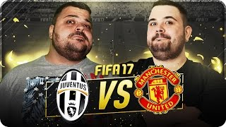 FIFA 17 : J0k3R vs CiccioGamer89