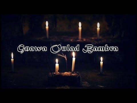 """Soirée De Gnawa : Group Oulad Bambra -"""" HAMDOUCHIA -"""""""
