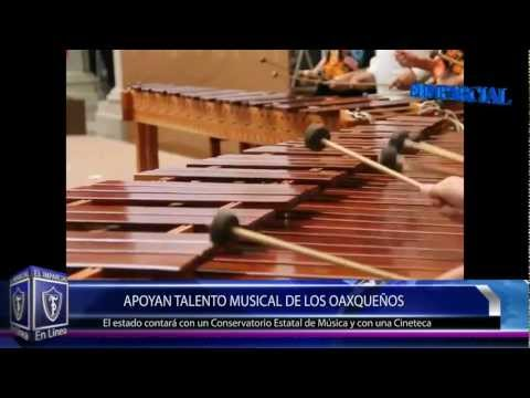 Entrega de instrumentos musicales 