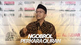 Video Ngobrol Perkara Qur'an - Ustadz Fatih Karim MP3, 3GP, MP4, WEBM, AVI, FLV Desember 2018