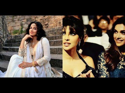 Vidya Serious About 'Begum Jaan' | Priyanka Chopra