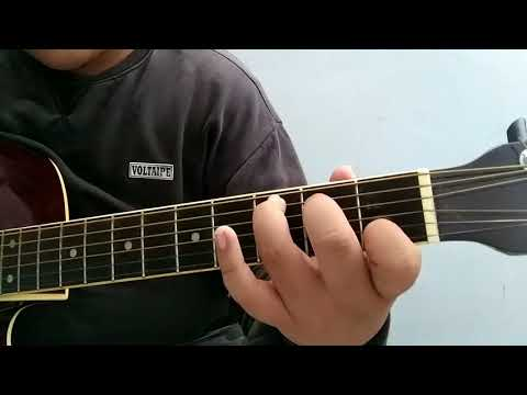 Belajar kunci gitar C, am, dm, g. By guitar dx