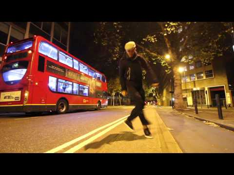 KING CHARLES Chicago Footwork - The London Freestyles #1
