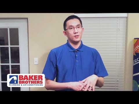Baker Brothers Plumbing Review – Paul V. – Richardson, TX
