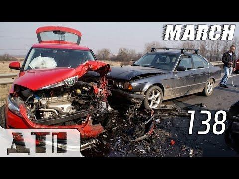 Подборка Аварий и ДТП (#138) от