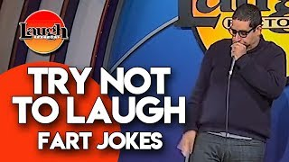 Try Not to Laugh | Fart Jokes | Laugh Factory Stand Up Comedy