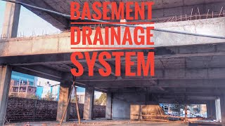 Basement Construction And Drainage System