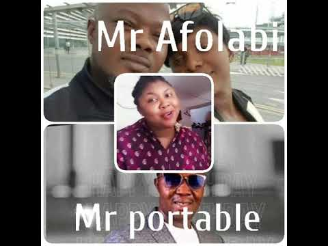 Our Nollywood actor( portable)has receive alert of his  money from  Mr lsmail  Afolabi.
