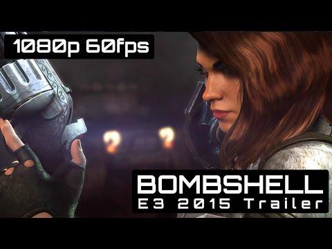 Вышел новый трейлер игры Bombshell
