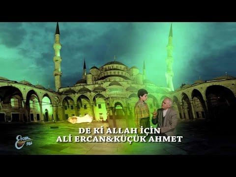 Ali Ercan – De Ki Allah İçin Sözleri