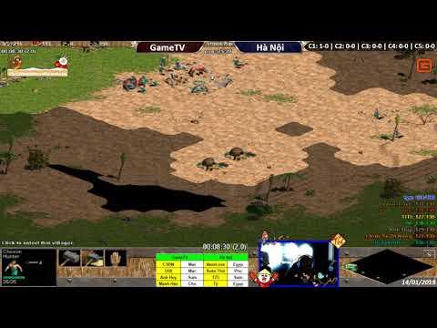 C1T2 | 4vs4 Random | GameTV vs Hà Nội | Ngày 14-01-2019 - Thời lượng: 10:26.