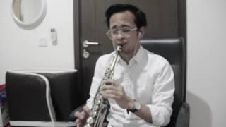 Armada - Asal Kau Bahagia (Soprano Saxophone cover by Christian Ama)