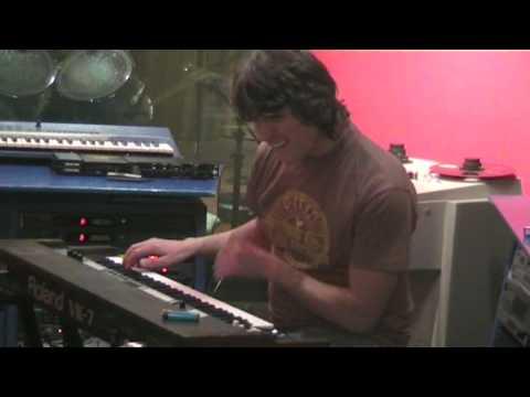 Punk Organ: Sam Flynn with Daddy Fantastic