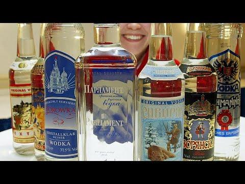 Russischer Wodka feiert 155. Geburtstag