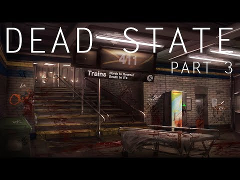 GTA 5 Role Play - Dead State - Part 3   LibertyRP