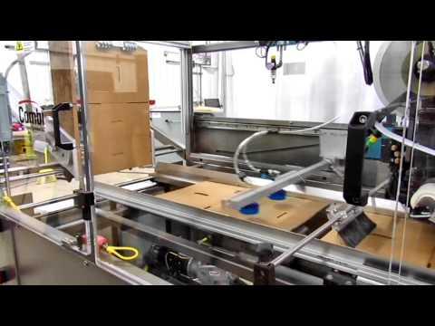 FBL Print Apply Flat Box Labeler
