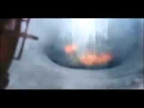 agartha - l'unico filmato dell'ingresso della terra cava
