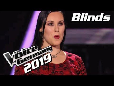 Lamb Of God - Ghost Walking (Stefanie Stuber)   The Voice of Germany 2019   Blinds
