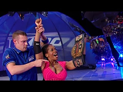 Chavo Guerrero vs Jacqueline: SmackDown, May 4, 2004