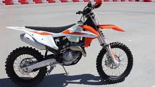 2. 2019 KTM 250 XC-F