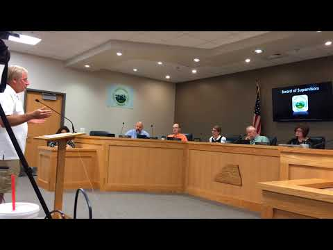 Video: Weber City fire chief addresses Scott County supervisors
