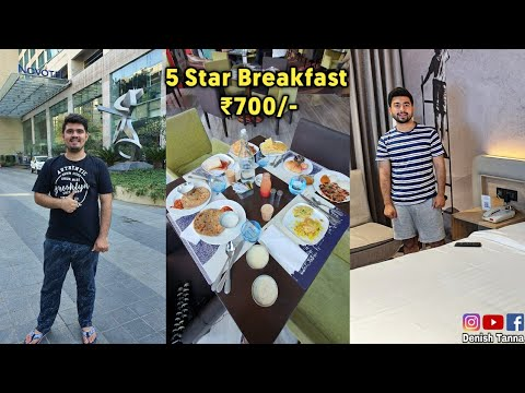 5 Star Luxurious Buffet | Ahmedabad's Biggest Hotel