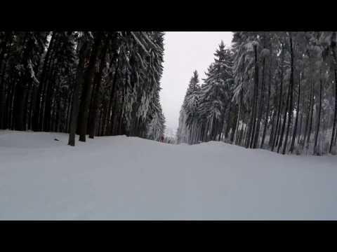 Ski Ještěd červená 5