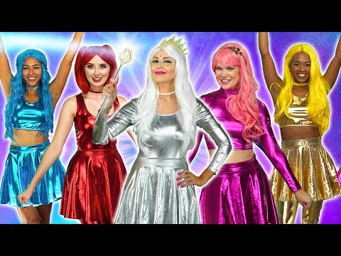 THE SUPER POPS SAVE THE WORLD. SUPERPOWER POP STARS. (Season 1 Episodes 2 and 3) Totally TV